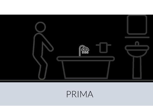 Recupero spazio in bagno prima