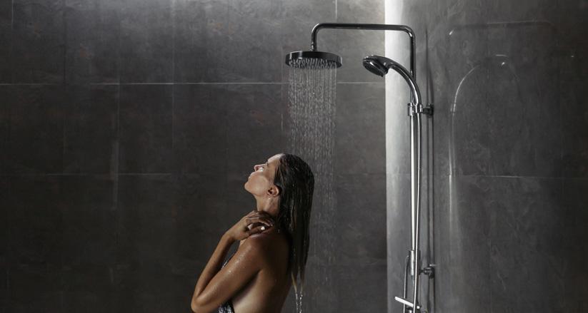 Consigli e suggerimenti per un bagno stretto e lungo